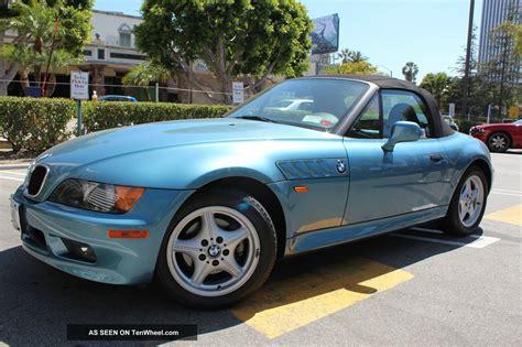 1996 bmw z3 1996 bmw z3 roadster convertible 2 door 1 9l
