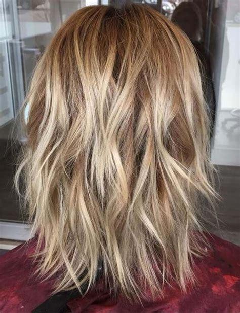 medium haircuts 2018 for thin hair mid length hairstyles for hair 2018 hairstyles