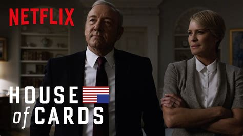 is house of cards on netflix house of cards season 5 official trailer hd netflix youtube