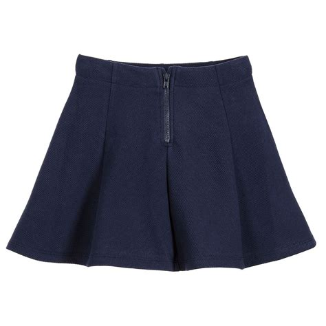 mayoral navy blue skirt childrensalon