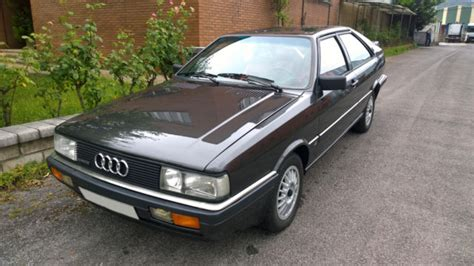 Audi Quattro Coupe For Sale by 1985 Audi Coupe Quattro German Cars For Sale