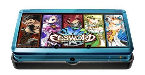3ds Giveaway - elsword 1st year anniversary celebration win a nintendo 3ds