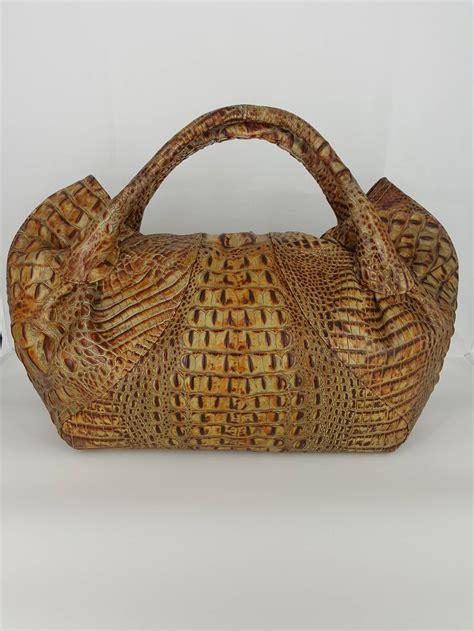 Really Vintage Fendi Tote by Fendi Alligator Bag Limited Edition At 1stdibs