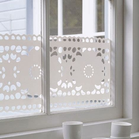 Decorative Window Decals For Home | decorative window film by studio haijke cozy bliss