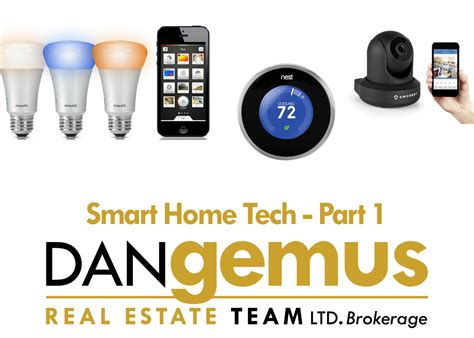 smart home tech smart home tech part 1 the dan gemus real estate team