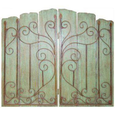 jcpenney home decor metal gate wall d 201 cor jcpenney home decor pinterest