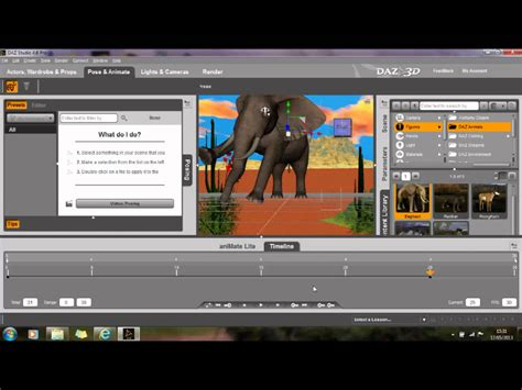 easy video maker download daz studio 4 6 beginners guide tutorial demo quick easy