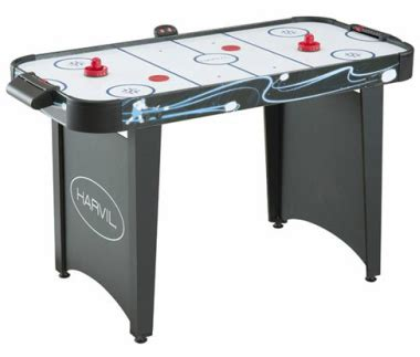 harvil 5 air hockey table with electronic scoring harvil 4 air hockey table review details