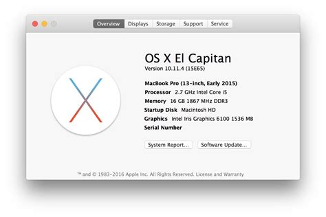 Upgrade Os Macbook resolving problems with os x 10 11 4