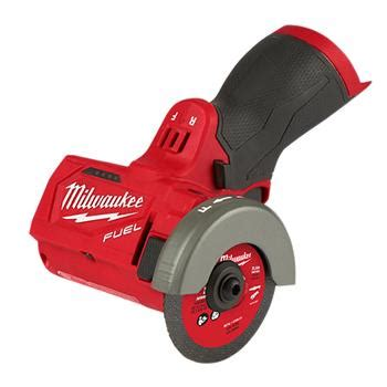 "m12 fuel™ 3"" compact cut off tool (tool only) milwaukee"