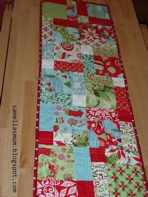 google christmas tree shop kitchen table runners not xmas and easy table runner favequilts