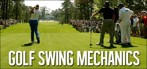 golf swing mechanics golf swing mechanics understanding the basics