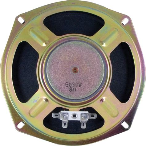 Speaker Toa 8 Ohm speaker 4 quot square frame 8 ohm antique electronic supply