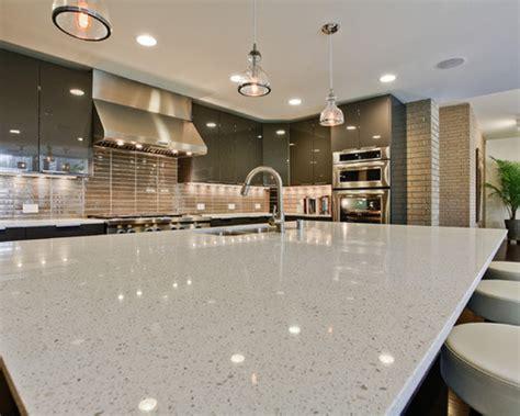 china sparkle white polished quartz countertop for kitchen