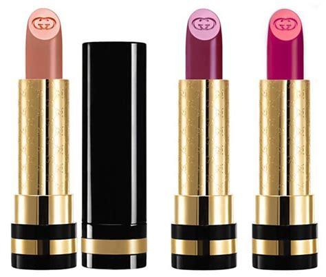 Kecantikan Makeup Mouiturizing Nourishing Lip Gloss Lipstick Purple gucci summer 2016 color collection news beautyalmanac