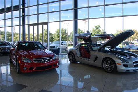 Prestige Mercedes Paramus by Prestige Motors Mercedes Dealership In Paramus Nj