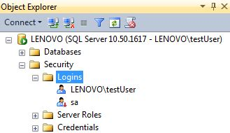 sql server how to deny access to see the logins in a