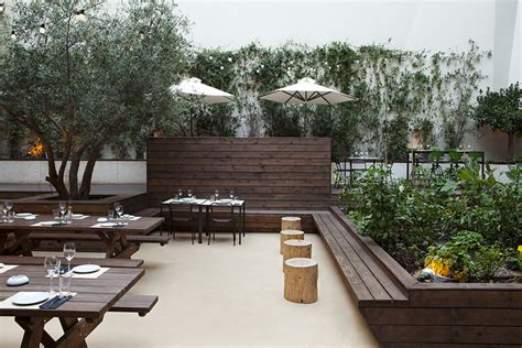 Garden Restaurant by 48 Garden Restaurant In Athens By Ak A