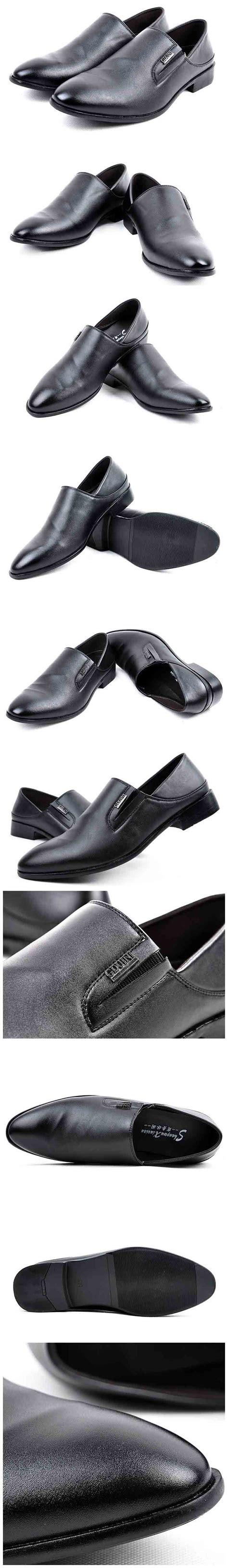 Bahan Adem Glosy Celana Kantor Pria Cowo Model Slimfit High Quality jual sepatu kantor pria