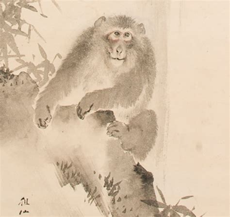 monkey painting david victor vector year of the monkey some background