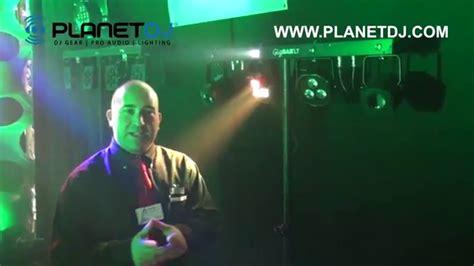 all in one dj lighting system chauvet dj gigbar lt all in one lighting system namm