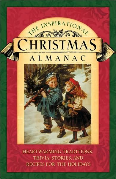 the inspirational christmas almanac heartwarming