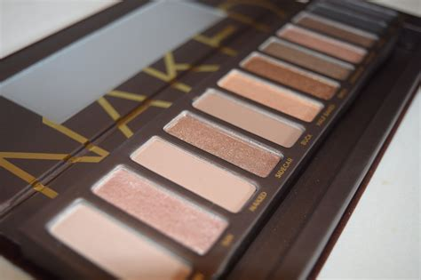 Decay In Palette decay palette the luxe list