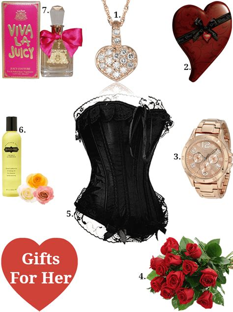 gift ideas for her valentine s day gifts