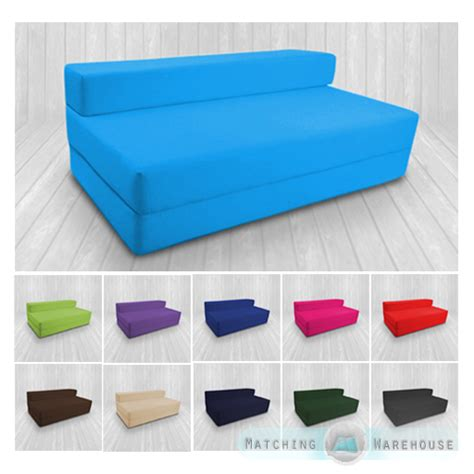 foam fold out sofa bed cotton twill z bed double size fold out chairbed chair