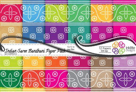 pattern paper buy online india indian sari paper pack bandhani patterns on creative