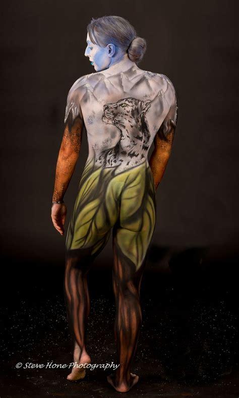 face body paint art kate monroe artistry
