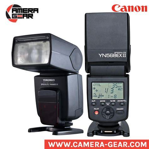 Flash Yn568ex Ii For Canon yongnuo yn568ex ii flash speedlite for canon gear