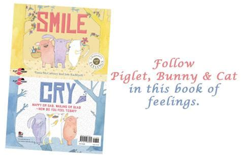 cry a s guide to feeling books learn about feelings with the new picture book smile cry