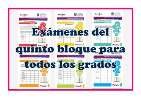 respuesta del examen del cuarto bloque 6 newhairstylesformen2014 com respuesta examen cuarto bloque 6 santillana examen