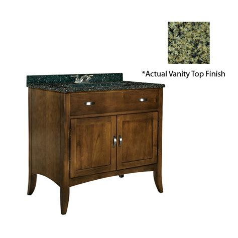 Kaco Vanity by Kaco 30 Quot Metro Single Sink Vanity W Green Top Brown