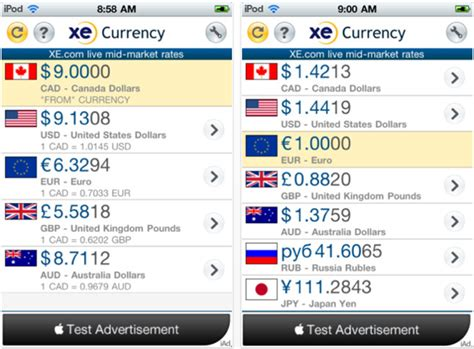 currency converter xe historical xe exchange calculator