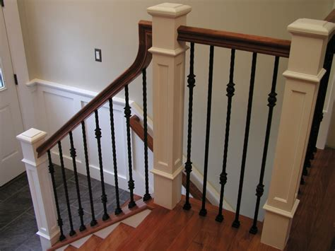 cost of new banister lomonaco s iron concepts home decor new railing and