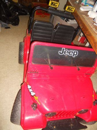 Jeep Power House 116 Best Images About Carritos Electrics Pw On
