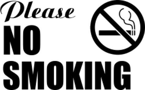 no smoking sign black templates please no smoking sign
