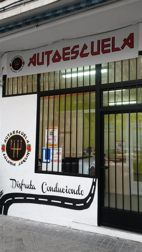 autoescuela colonia jard 237 n bat 225 n madrid - Autoescuela Colonia Jardin