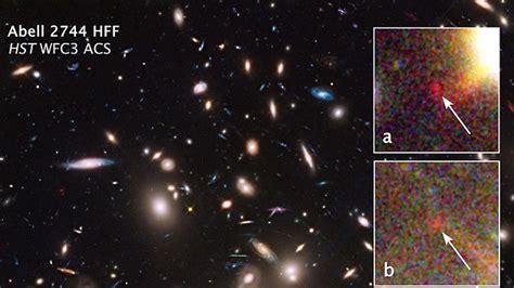 imagenes del universo telescopio hubble el telescopio hubble de la nasa detecta una de las