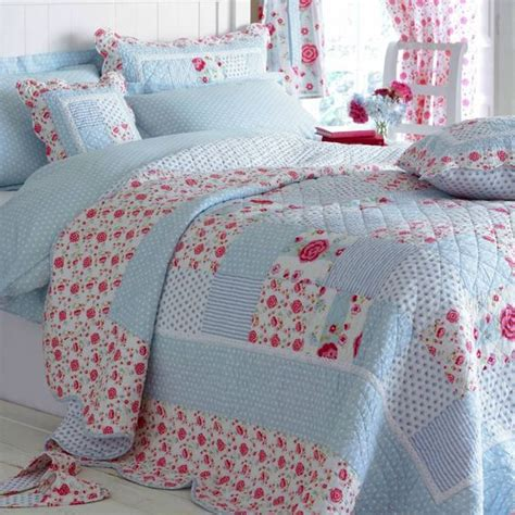 Patchwork Bed - quilts home childrens bedding catherine