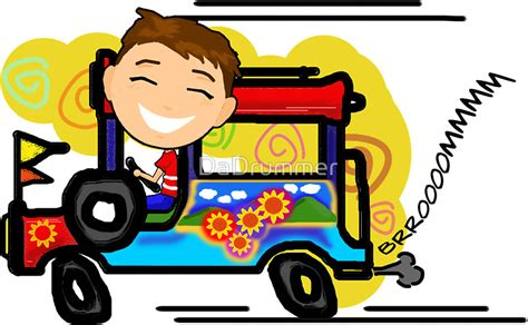 jeepney clipart phillipines clipart jeepney driver pencil and in color