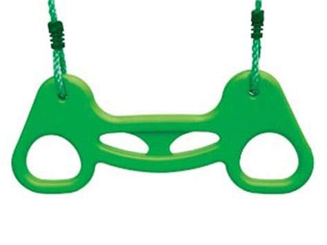 Acrobatic Swing by Plastic Moulded Trapeze Acrobatic Swing Acrobat Playground
