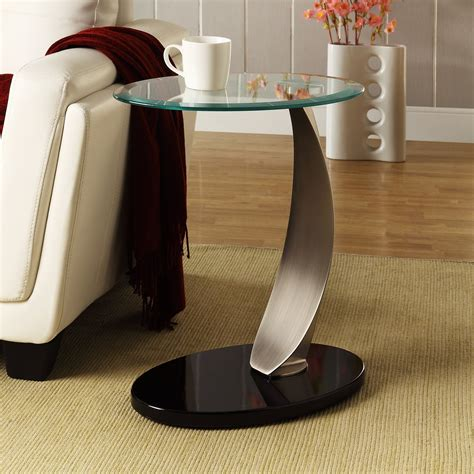 glass end tables for living room amusing storage end tables for living room home furniture