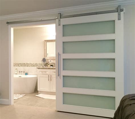 Barn Doors Dallas Tx Sliding Barn Door Installation Contemporary Barn Door