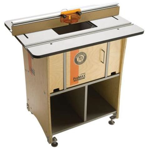 bench dog protop bench dog protop 24 in x 32 in phenolic router table