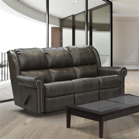 Elran Leather Sofa Elran Sofa Elran Sofas Axel 4025 Sofa Reclining From Senzig S Thesofa