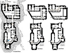 D D Castle Floor Plans by The Land Of Nod Looking For Castle Floor Plans