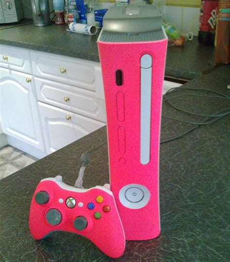 Gamis Pink 1 xbox all my spelling mistakes are intentional